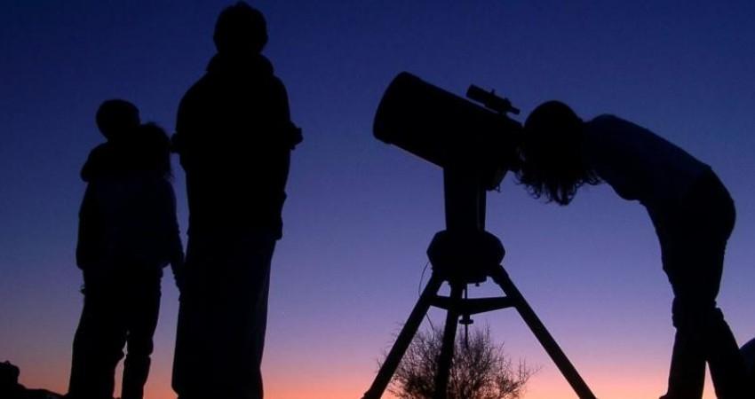 رصد ستارگان در شب، هم کشف هم تماشا