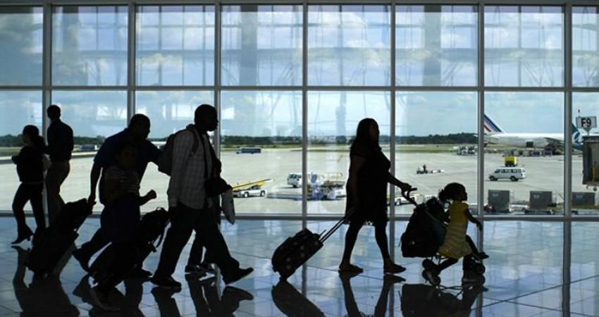 آمار مسافران هواپیما افزایش یافته است