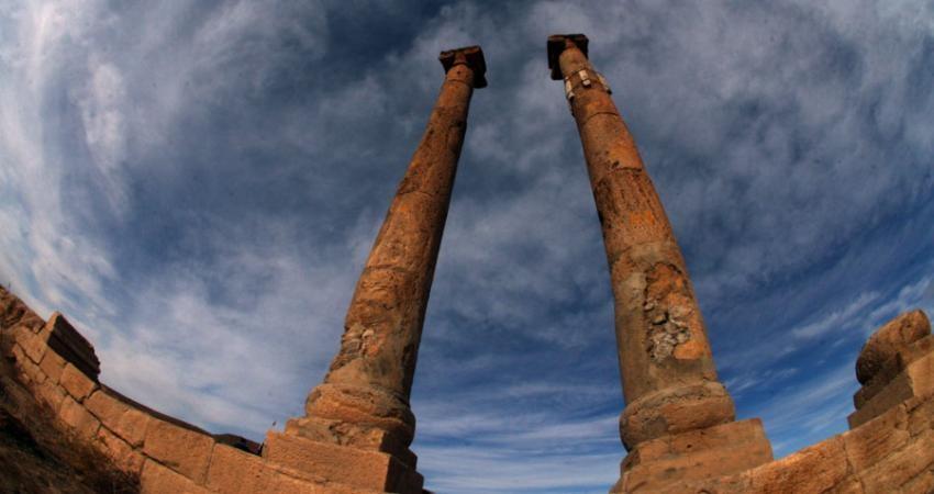 شهر تاریخی ناشناخته در پایتخت گل ایران