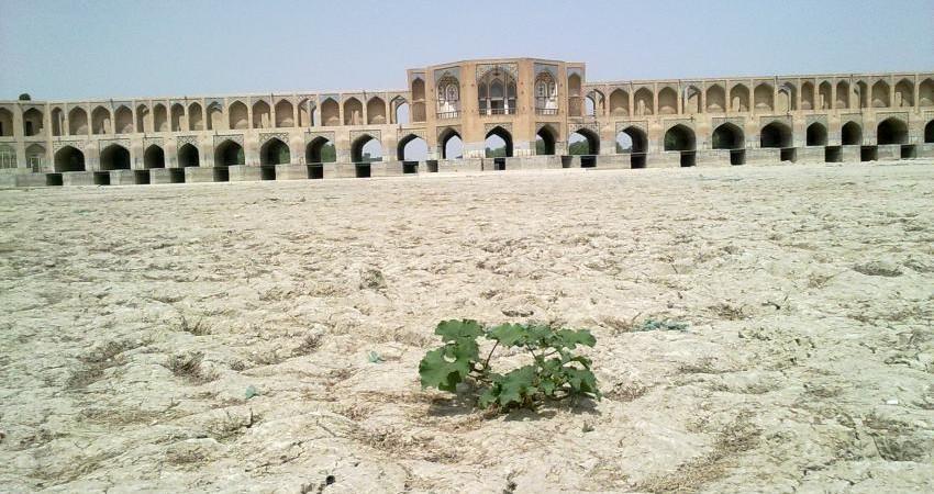 منشا بحران آب در ایران