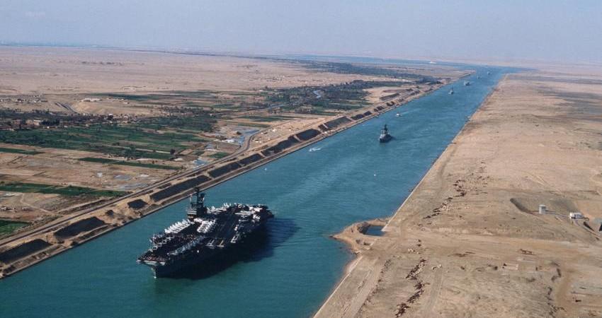 ایران و روسیه خطوط ریلی را جایگزین كانال سوئز می كنند