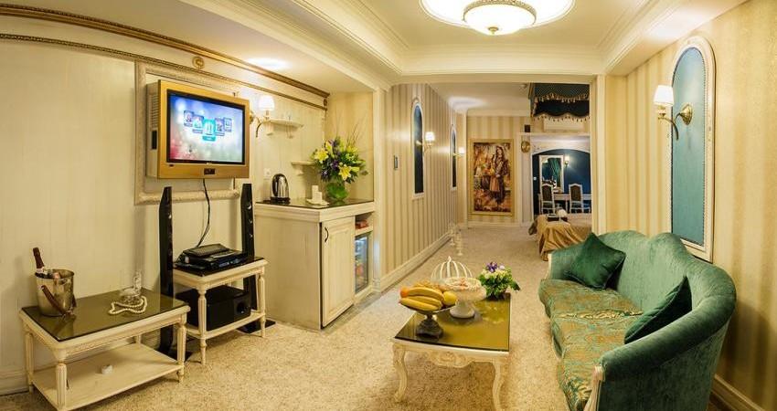 آخرین خبرها از هتل بین المللی قصر مشهد
