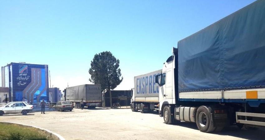 افزایش تعرفه عبور کامیون های ترکمنستان از ایران ابلاغ شد