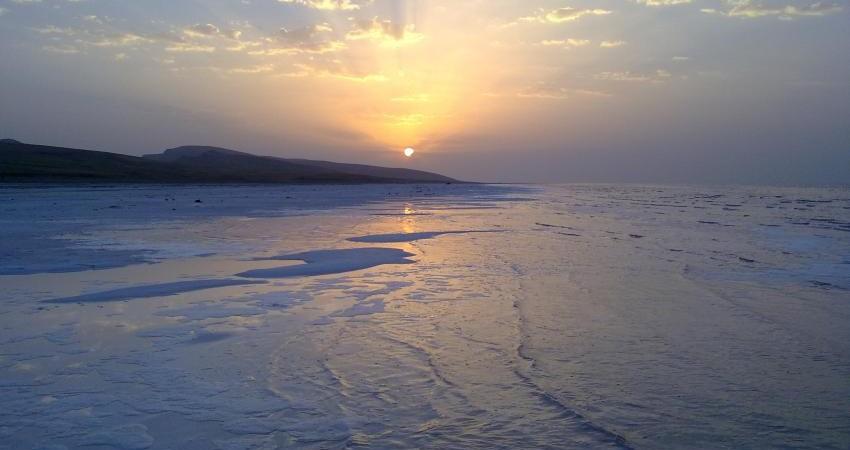 احیای 48 سانتی متری دریاچه ارومیه
