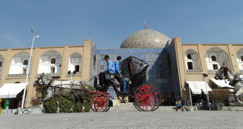 فرصت ها و امکانات گردشگری ایران