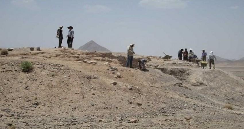 کشف اولین و بزرگ ترین محوطه عصر پارینه سنگی در نوشهر