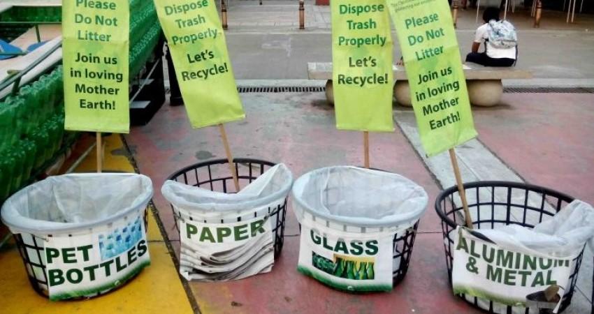 ایده خلاقانه و ساده کمپین زباله صفر