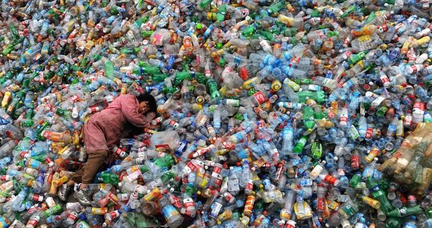 بیشتر مصرف کن تا بیشتر بازیافت کنی
