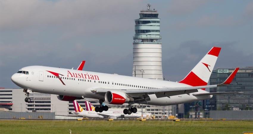 پروازهای هواپیمایی اتریش به ایران افزایش می یابد