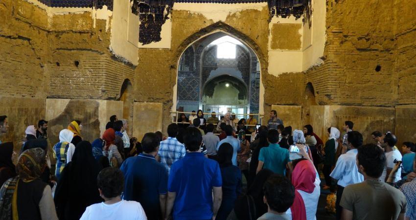 تبریز به محور گردشگری تور و آژانس های مسافرتی تبدیل شده است