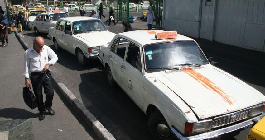 عدم همکاری ایران خودرو برای از رده خارج کردن خودروهای فرسوده