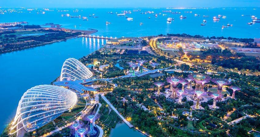 باغ فناوری سنگاپور، اکسیری از دانش و طبیعت