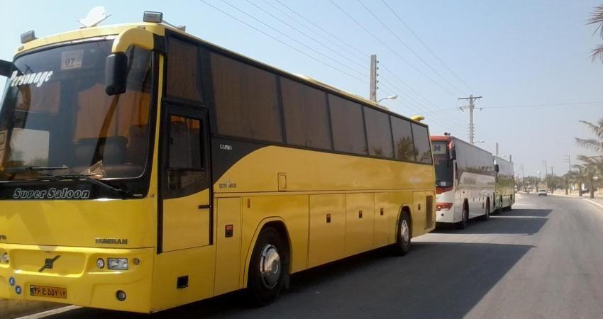 شناسایی 416 تخلف رانندگان اتوبوس های مسافربری