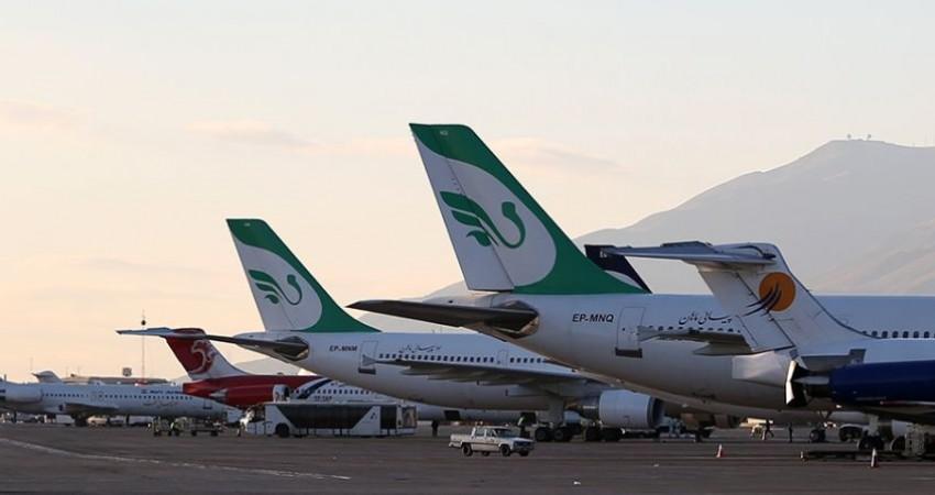 پاییز، تاریخ تحویل هواپیماهای جدید