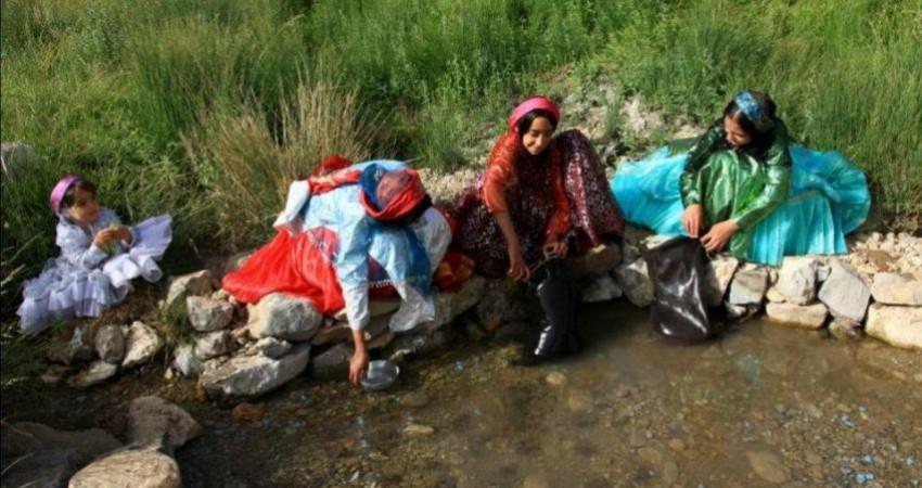 گزارش بی بی سی از سفر به جمع عشایر قشقایی