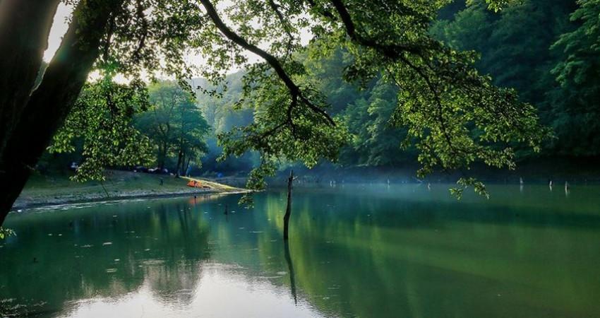 دریاچه چورت، زیبایی پنهان ساری