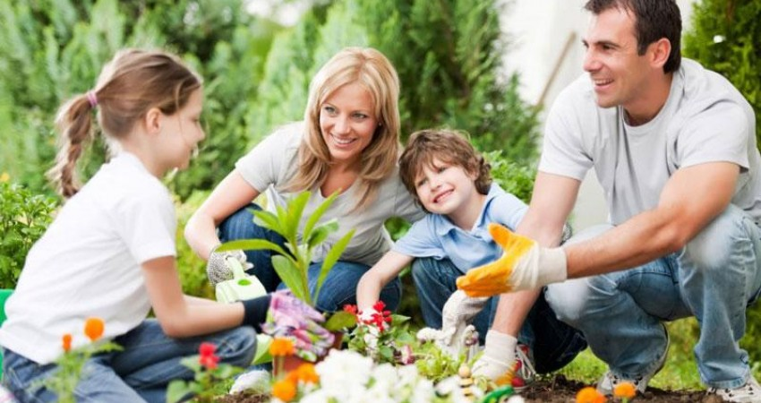 مزایای ارتباط کودکان با طبیعت