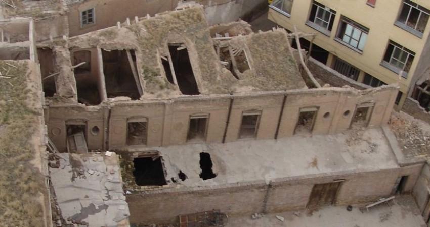 لزوم تفکیک بافت های فرسوده از بناهای تاریخی