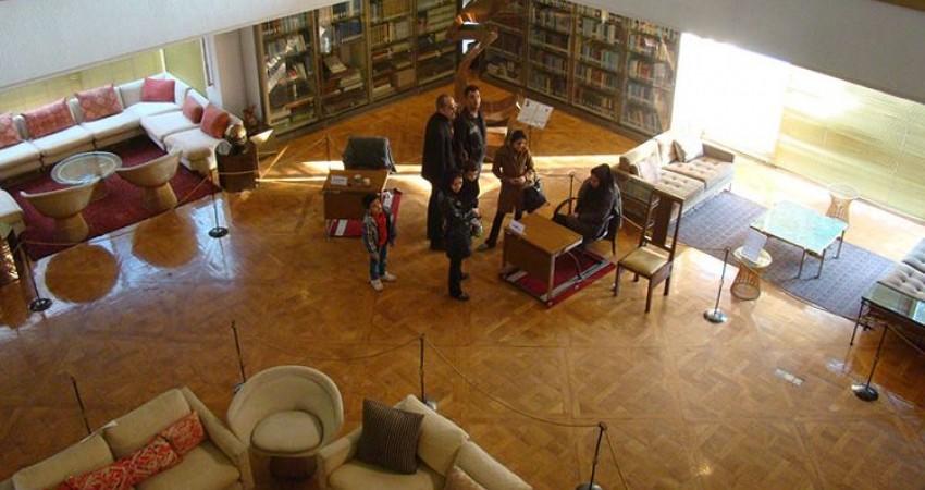 موزه کتابخانه اختصاصی نیاوران 3 روز تعطیل است