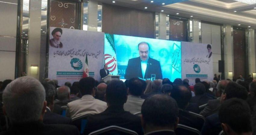 پایان کار اجلاس وزرای گردشگری مجمع گفت و گوی همکاری آسیا در تبریز