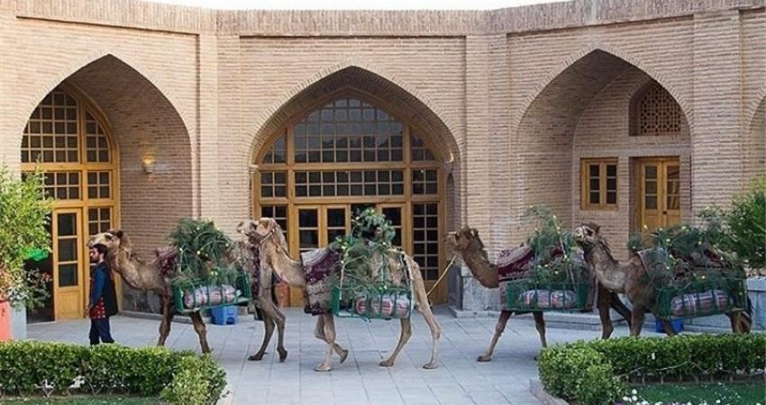 هشت شهر سمنان در مسیر جاده تاریخی ابریشم