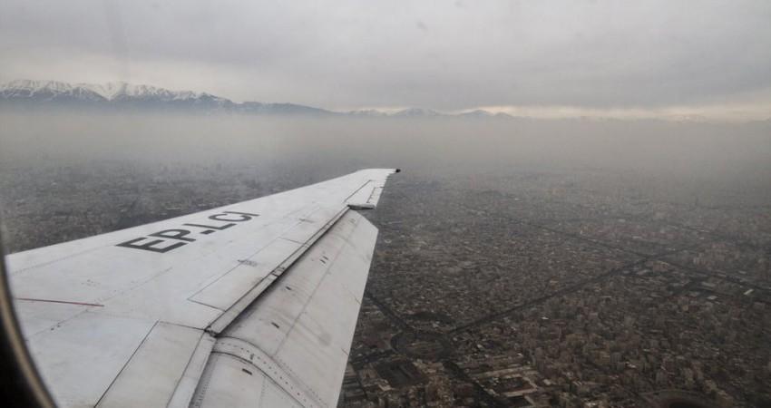 تلفات آلودگی هوای هر سال به اندازه مسافران 10 بوئینگ 747