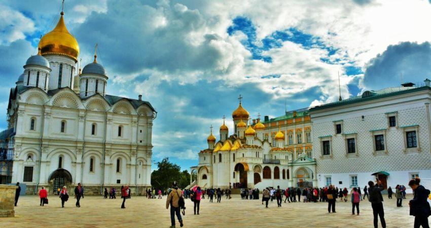 حضور بی سابقه گردشگران ایرانی در روسیه