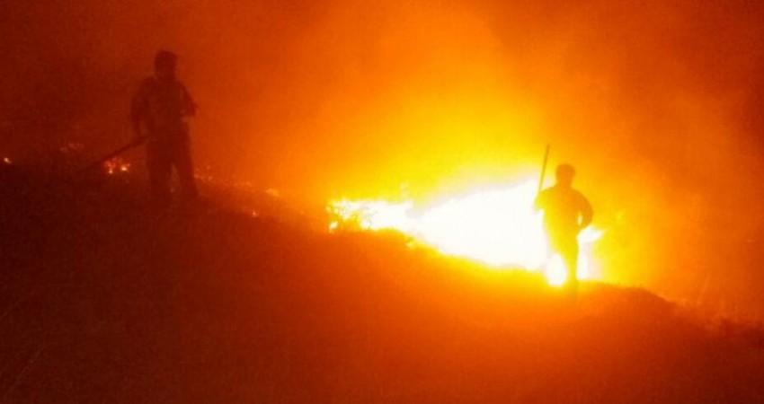 آتش بر جان بام ایران
