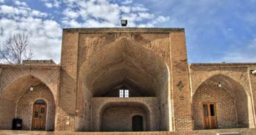 ورود آلمانی ها به عرصه احیای بناهای تاریخی ایران