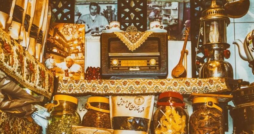 ثبت کوچک ترین کافه ایران در فهرست میراث ناملموس کشور