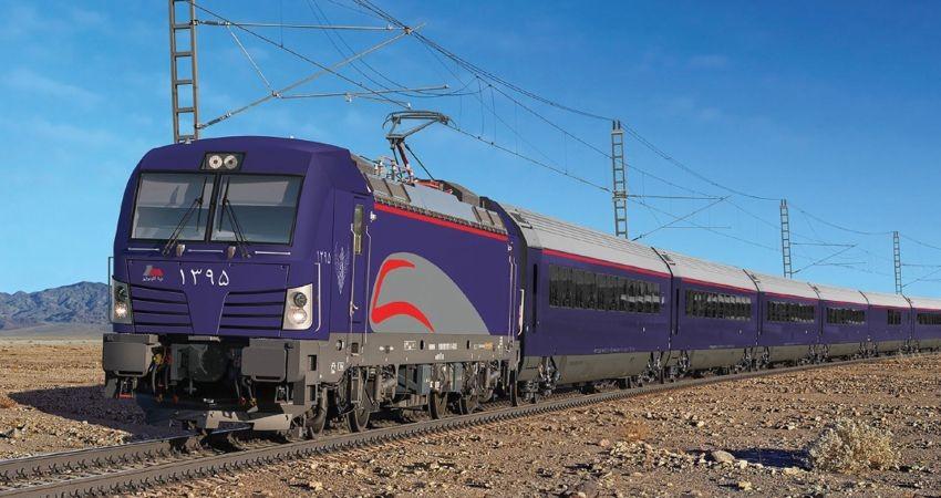 گام اول قطار برقی مشهد - تهران برداشته شد