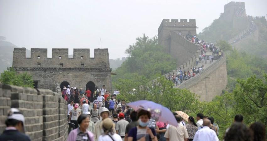 68 میلیارد دلار؛ رکورد مخارج گردشگران چینی در یک هفته