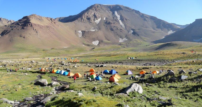 دو هفته اقامت در کوه، خون بدن را برای ماه ها تغییر می دهد