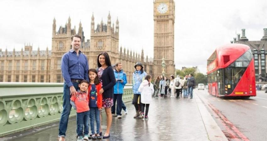 لندن، پردرآمد ترین و پربازدید ترین شهر توریستی جهان در سال 2015