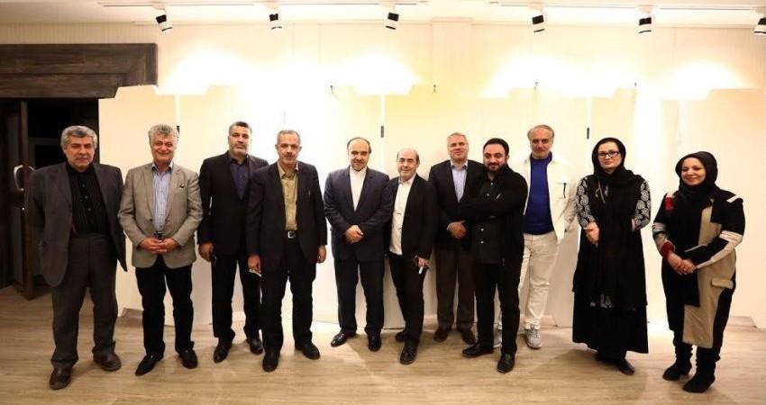 آغاز به کار دبیرخانه جشنواره فیلم پروین اعتصامی در کاخ نیاوران
