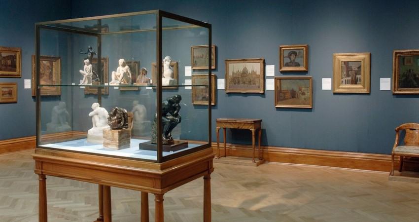تمرکز موزه آشمولین بر مجموعه های ایران و بین النهرین