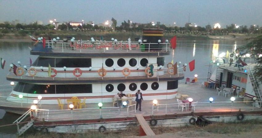 از سرگیری فعالیت کشتی گردشگری سوزیانا