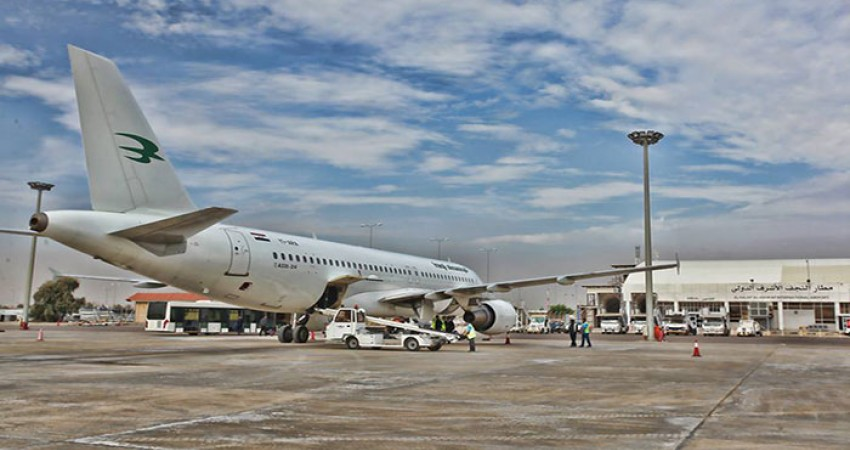 افزایش پروازهای مستقیم بین تهران و نجف در ایام اربعین