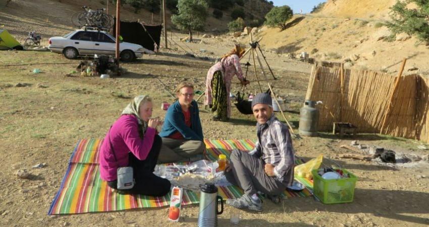 مسافران بریتانیایی روایتگر مهمان نوازی به سبک ایرانی