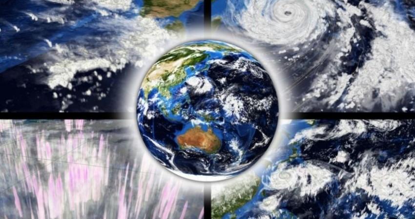 تاثیر تغییرات اقلیمی بر روی دریاها و اقیانوس ها