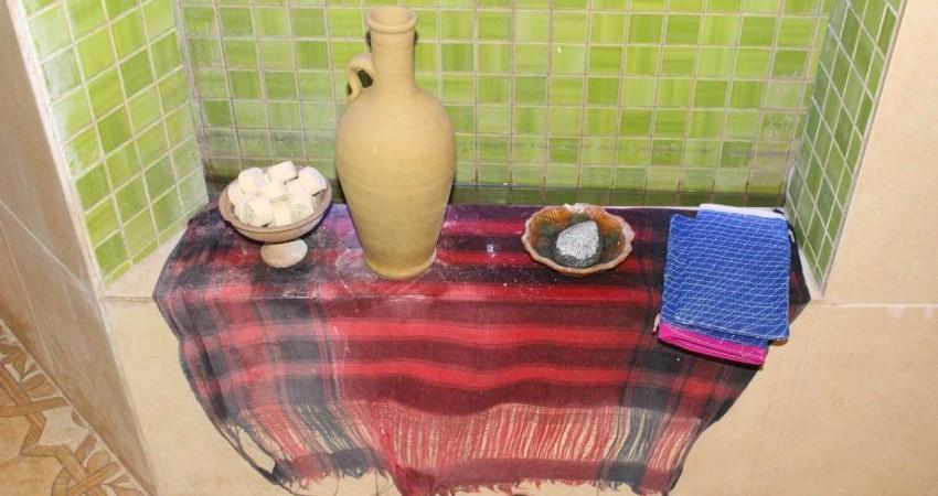 ظرفیت حمام ایرانی برای ورود به اسپاهای جهانی