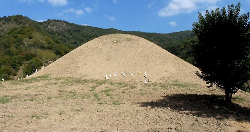 65 محوطه باستانی در مینودشت شناسایی شد