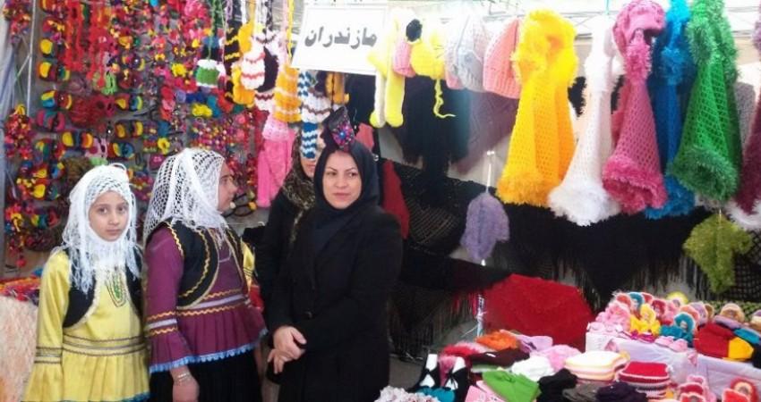 برگزاری جشن تولید ملی صنایع دستی در میانه آذرماه