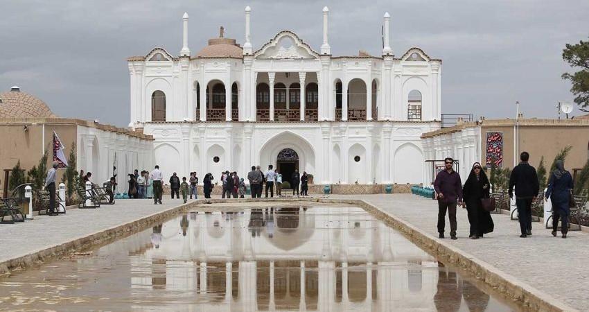 باغ فتح آباد، درخشان ترین عمارت تاریخی کرمان