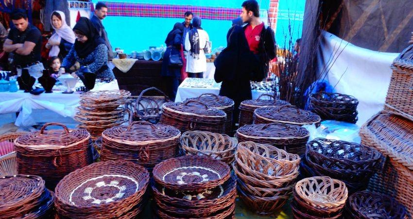 نقش صنایع دستی در مبادلات فرهنگی