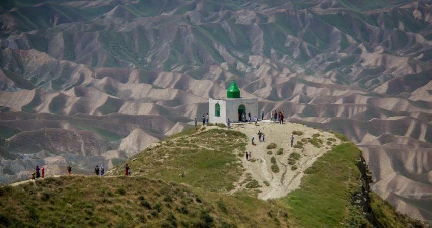 ثبت محوطه باستان شناختی خالد نبی در فهرست آثار ملی