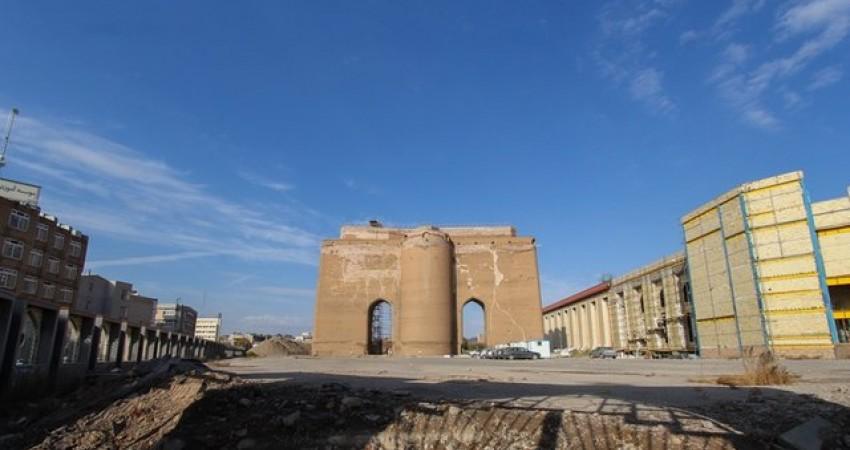 تخریب ارگ علیشاه در نخستین روز کاری رئیس جدید میراث فرهنگی