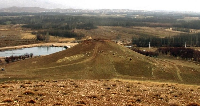اتمام عملیات تعیین عرصه و حریم محوطه باستانی بردنکان