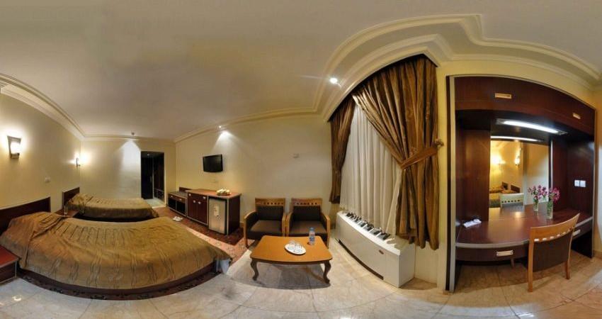 هتل های خراسان شمالی با 10 درصد ظرفیت فعال است