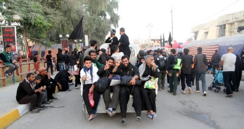 آغاز بازگشت یک میلیون زائر ایرانی از امروز